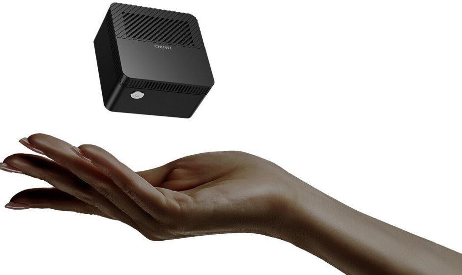 CHUWI presenta il mini-pc LarkBox