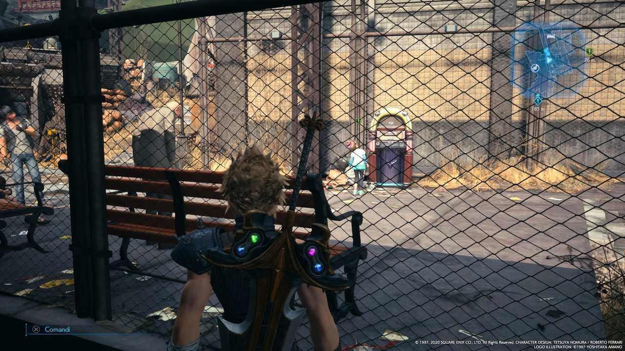 Final Fantasy VII Remake La forza della musica Betty