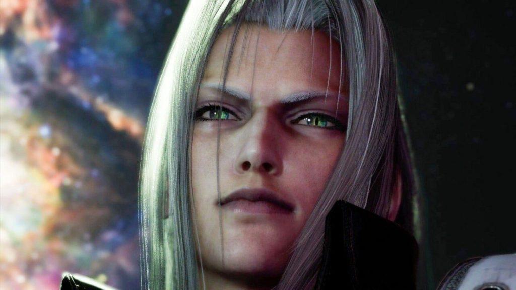 Final Fantasy VII Remake end Sephiroth