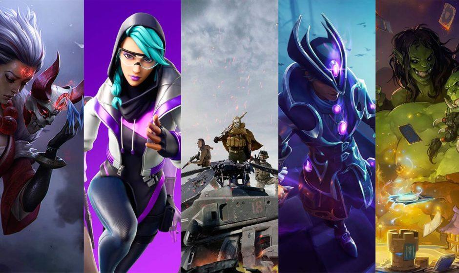 5 giochi free to play da fare in multiplayer