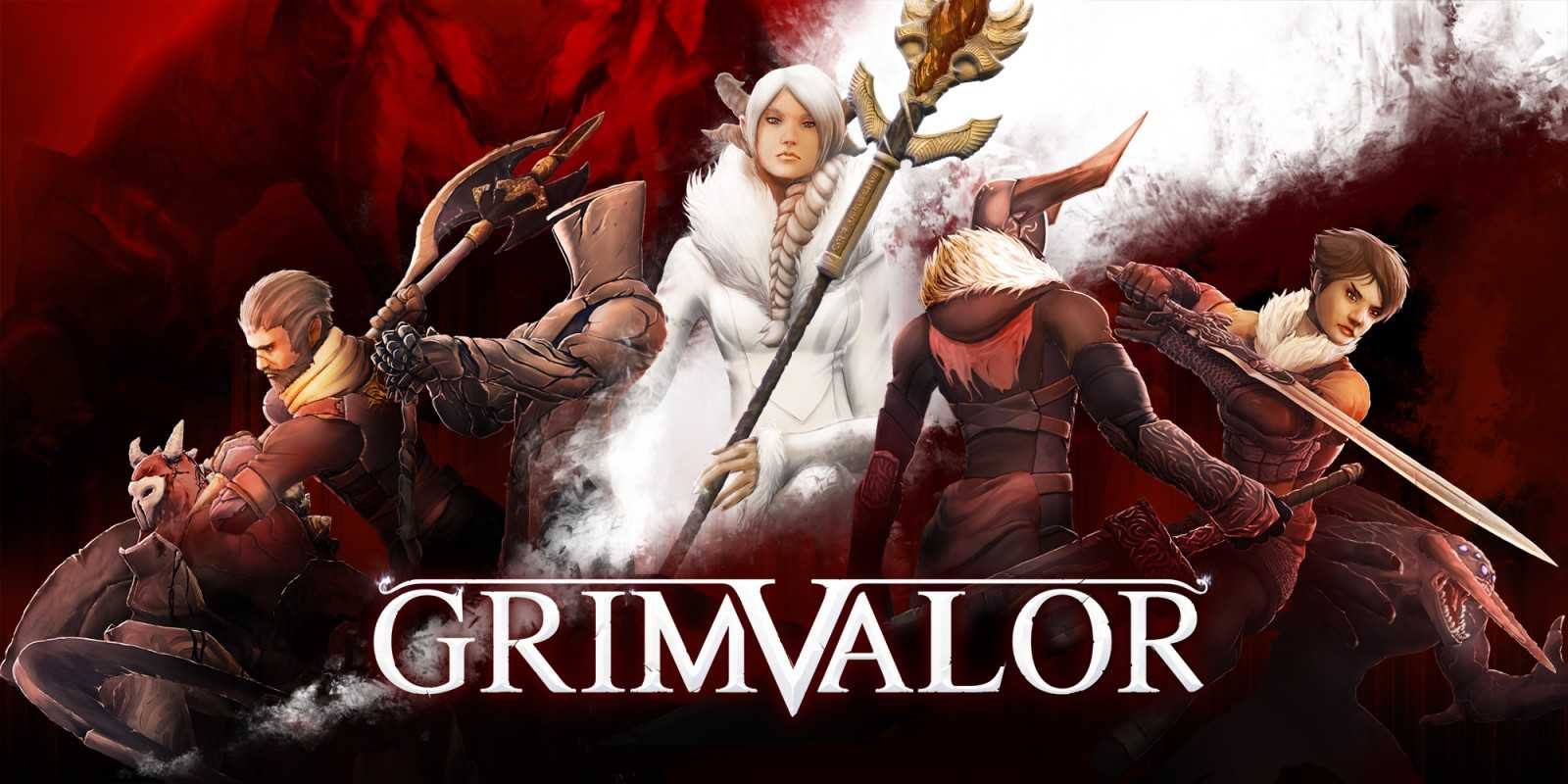 Grimvalor – Recensione Nintendo Switch
