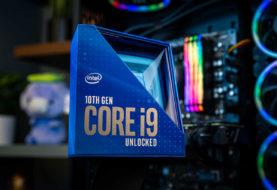Intel presenta il processore Intel Core i9-10900K