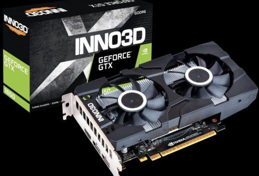 INNO3D lancia la GTX 1650 GDDR6 TWIN X2 OC