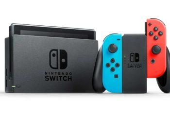 Nintendo Switch, ottimi risultati nelle vendite