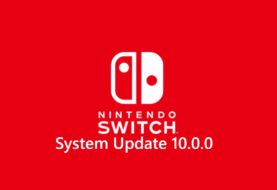 Nintendo Switch: Rilasciato update versione 10.0