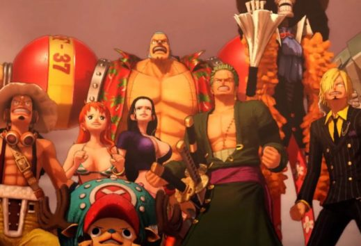One Piece: Pirate Warriors 4 - In arrivo Smoothie