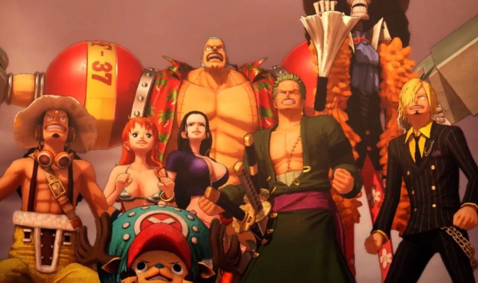One Piece: Pirate Warriors 4 - In arrivo Smoothie