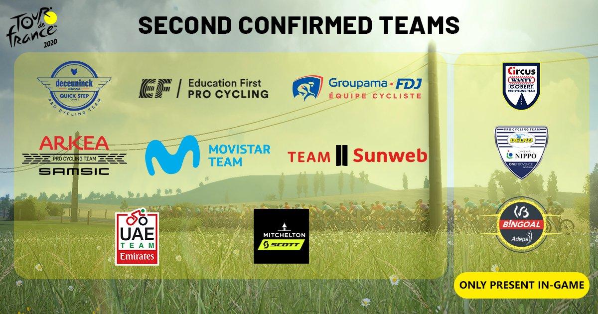 Le Tour De France Pro Cycling Manager 2020