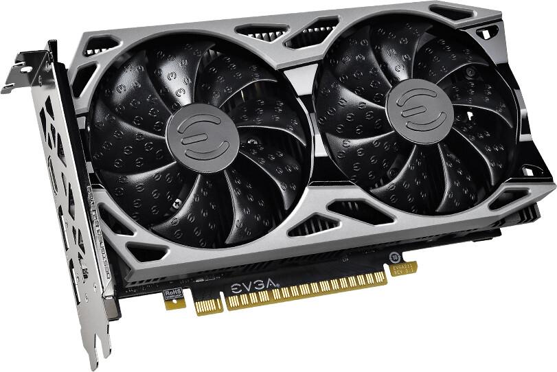 EVGA presenta la VGA GeForce GTX 1650 DDR6