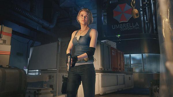 Resident Evil 3 Remake trailer lancio