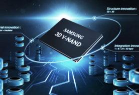 SAMSUNG annuncia lo sviluppo V-NAND a 160 strati