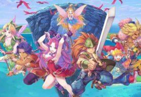 Trials of Mana: launch trailer e artwork