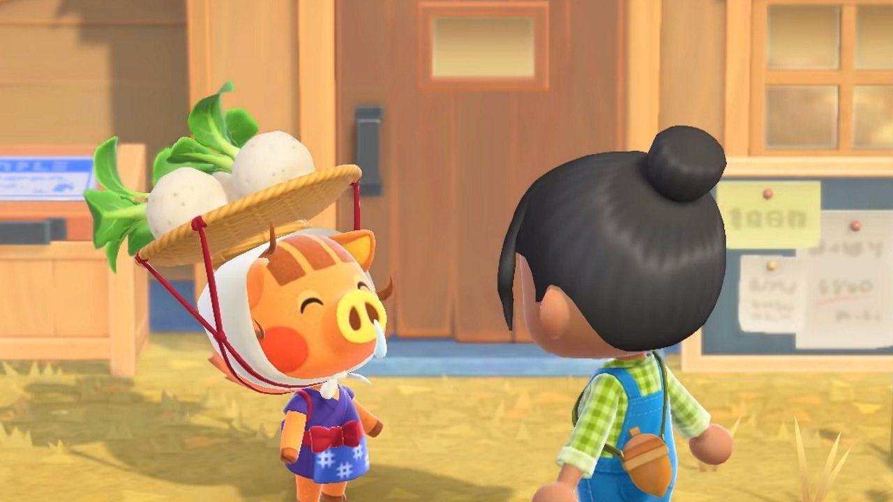 Animal Crossing New Horizons stelline