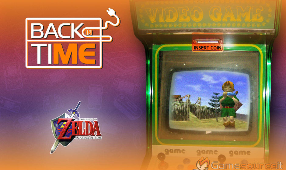 Back in Time - The Legend of Zelda: Ocarina of Time 3D