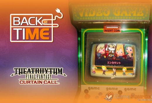 Back in Time - Theatrhythm Final Fantasy: Curtain Call