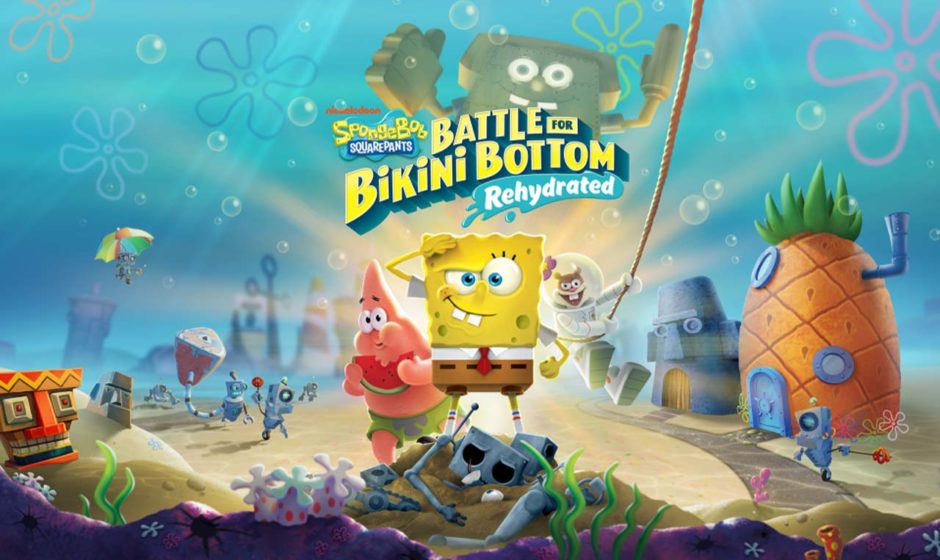 SpongeBob SquarePants: Battle for Bikini Bottom - Rehydrated: nuovo trailer