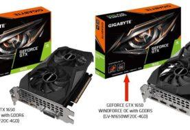 La GPU GTX 1650 debutterà con memoria GDDR6?