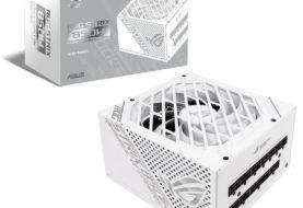 ASUS presenta ROG Strix 850 White Edition
