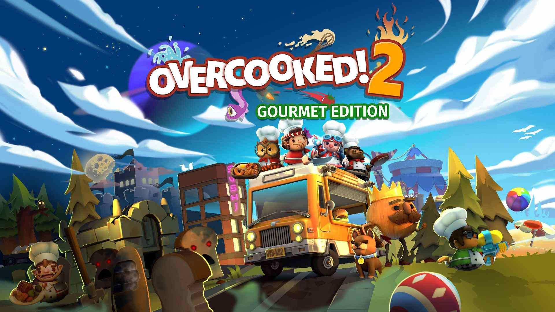Overcooked! 2: Gourmet Edition – Recensione