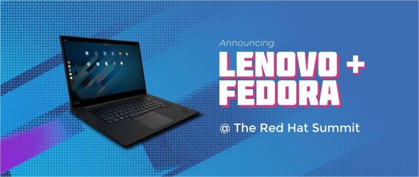 Lenovo Fedora