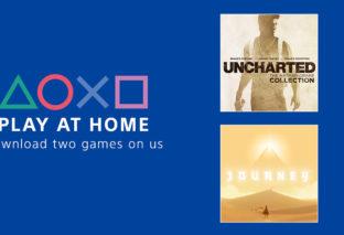 Sony lancia Play At Home: giochi gratis PS4