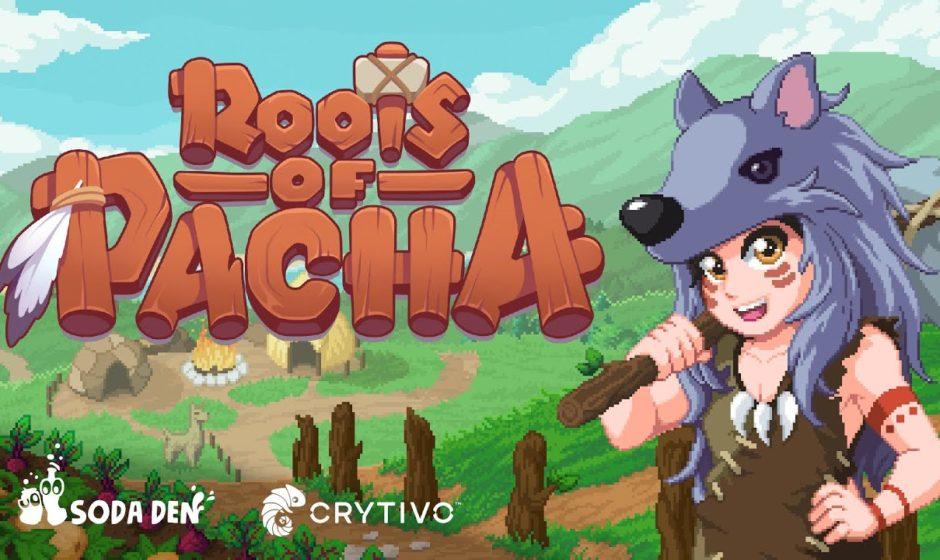 Roots of Pacha: nuovo gioco nell'età della pietra!