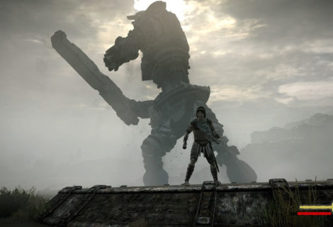 Shadow of the Colossus - Sconfiggere il terzo Colosso