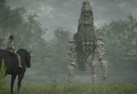 Shadow of the Colossus - Sconfiggere il quarto Colosso