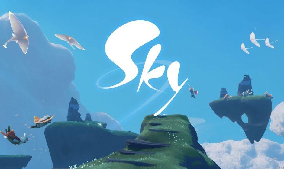 Sky: Figli della Luce disponibile su Google Play