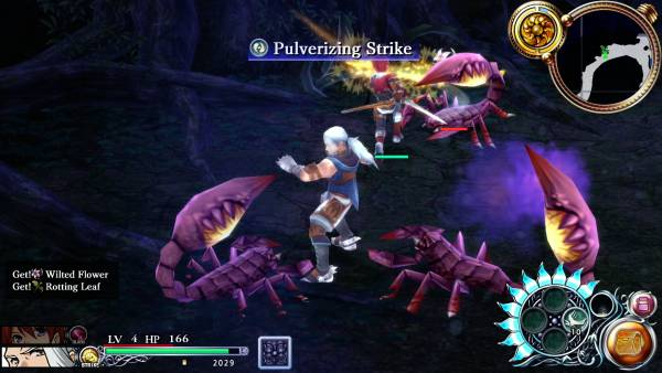 Ys Memories of Celceta PlayStation 4