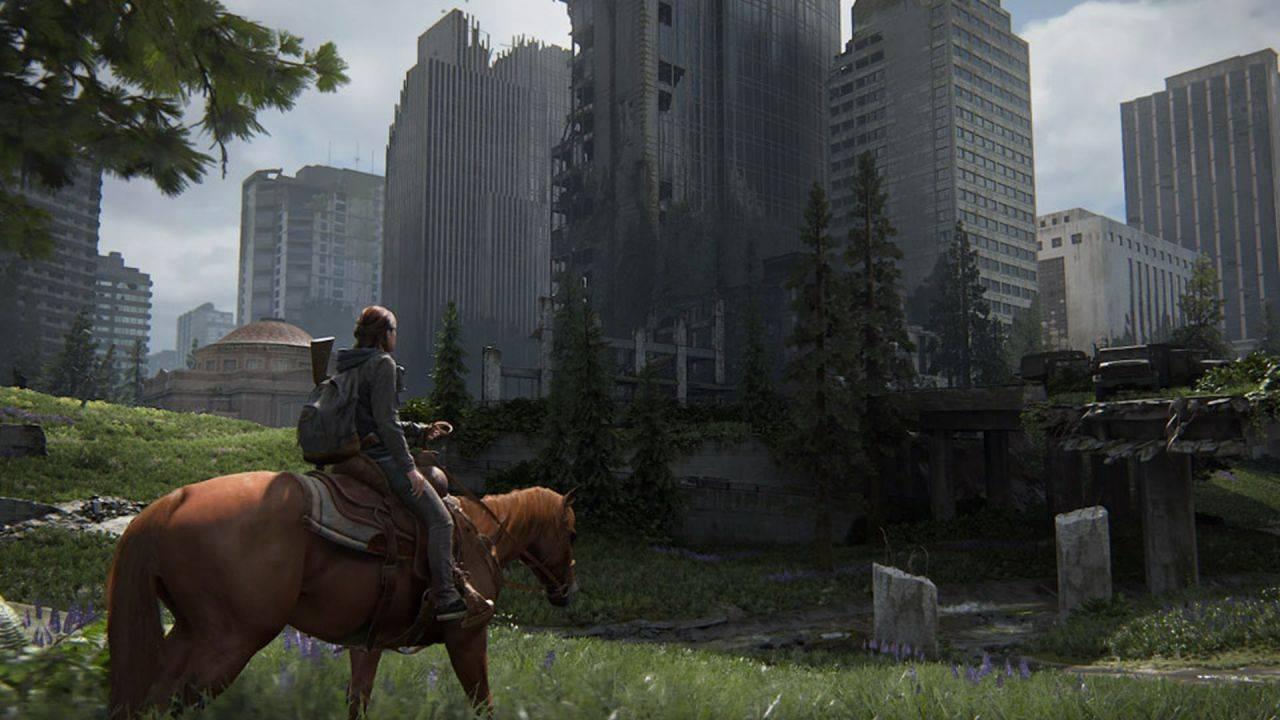 The Last Of Us Part II spot