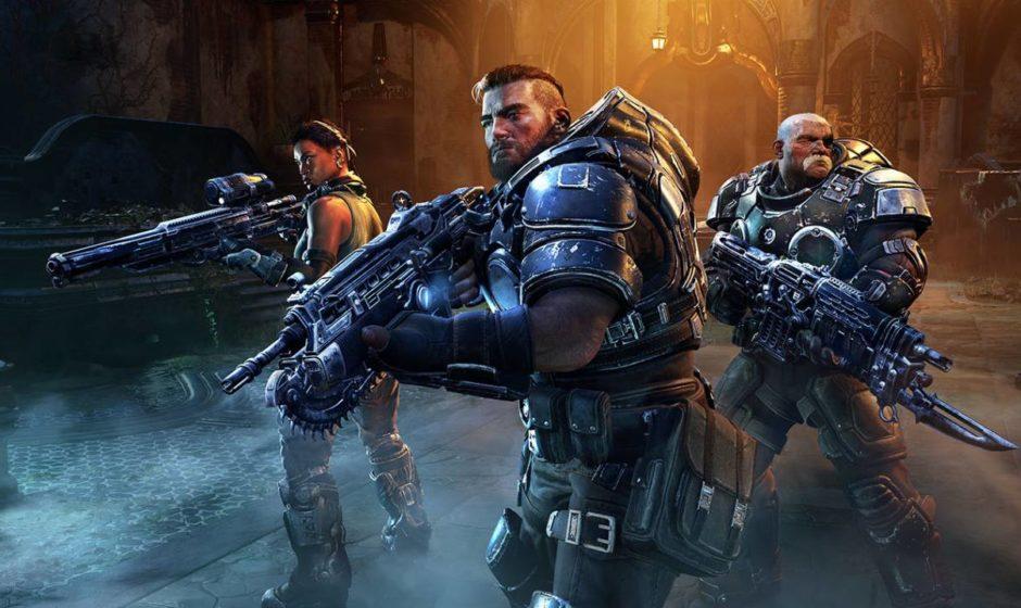 Gears 5: arrivano le skin dei The New Day