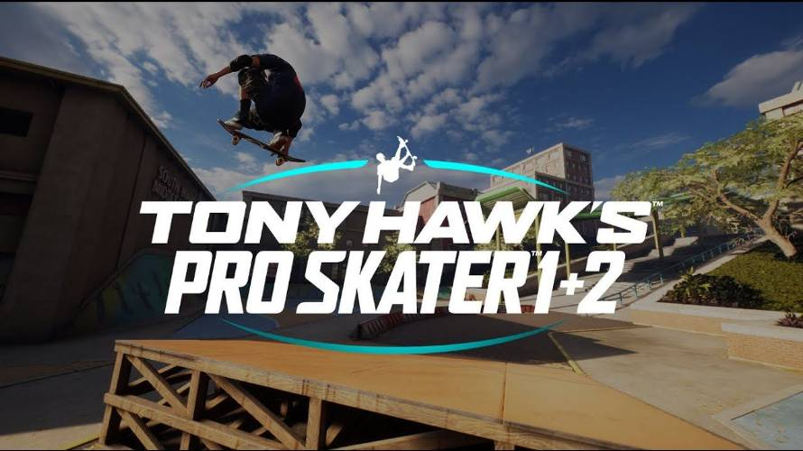 Tony Hawk's Pro Skater 1 + 2 arriva su Switch e Next Gen