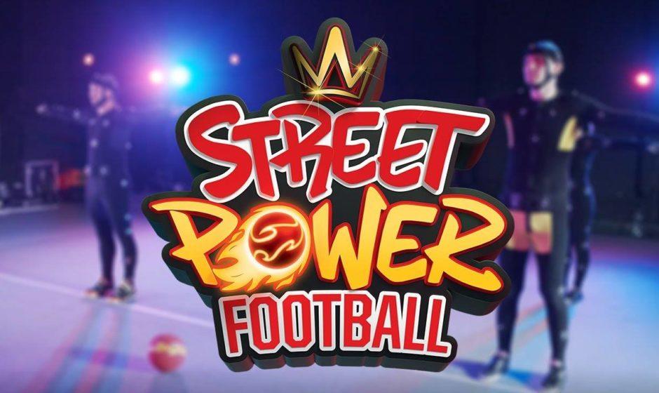 Annunciato Street Power Football per PC e console