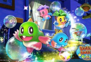 Bubble Bobble 4 Friends arriverà anche su PS4