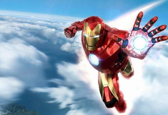 Marvel's Iron Man VR è entrato in fase gold