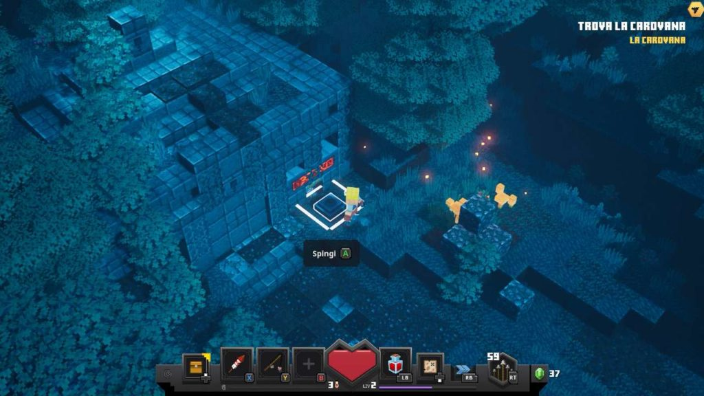 Minecraft Dungeons Forzieri