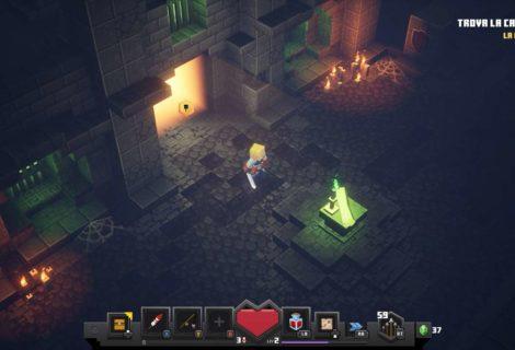 Minecraft: Dungeons - Sbloccare la Cripta Inquietante