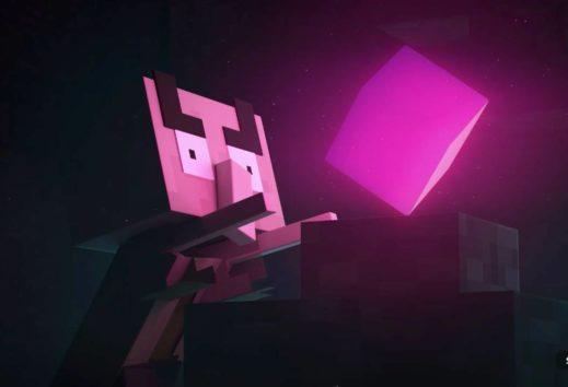 Minecraft Dungeons omaggia un celebre dungeon crawler