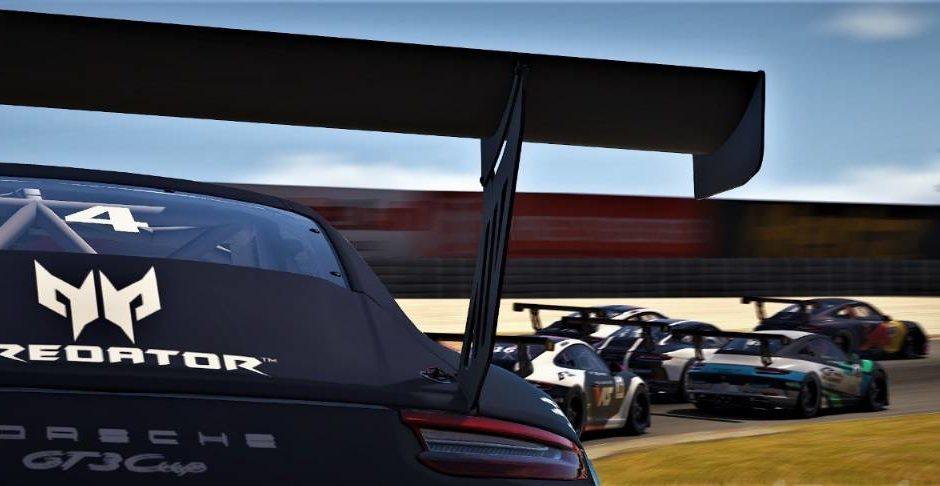 Acer: partnership con il Sim Racing Team R8G