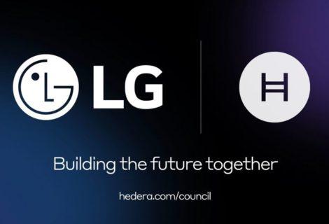 LG si unisce a Hedera Governing Council per DLT