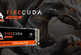 Seagate annuncia l'unità SSD FireCuda 120