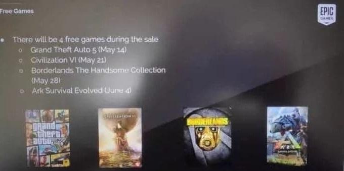 Epic store gratis
