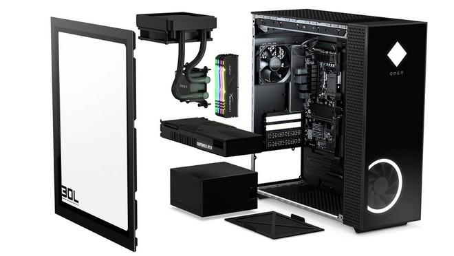 HP annuncia due PC con CPU Intel 10a e un monitor
