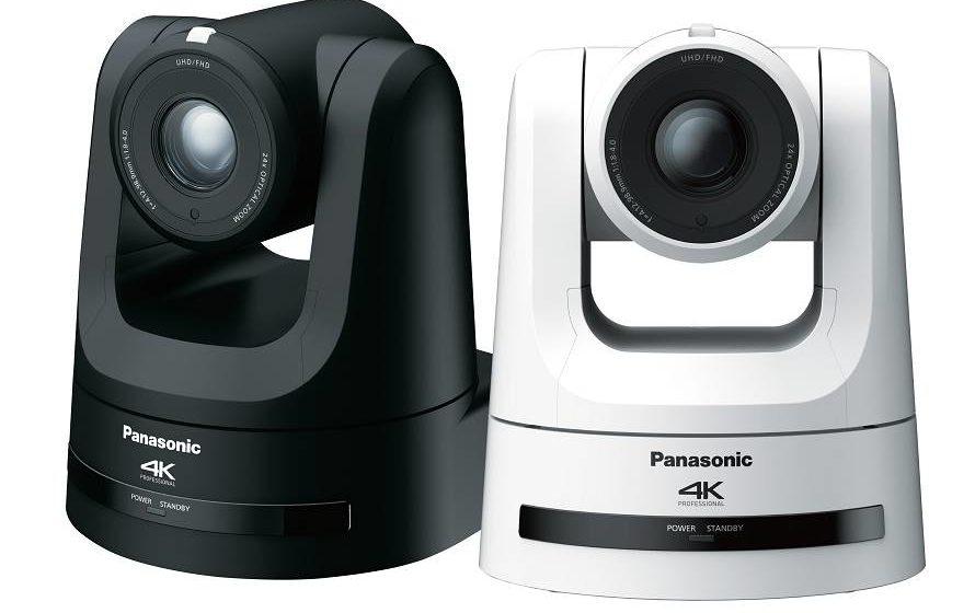 Panasonic rilascia telecamera PTZ 4K/60/50P