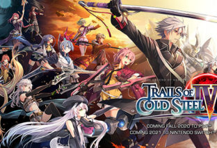 Trails of Cold Steel IV in arrivo su Switch