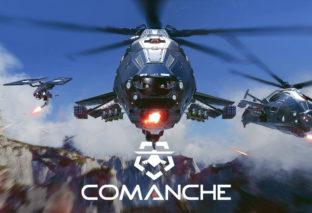 Comanche: disponibile un nuovo aggiornamento