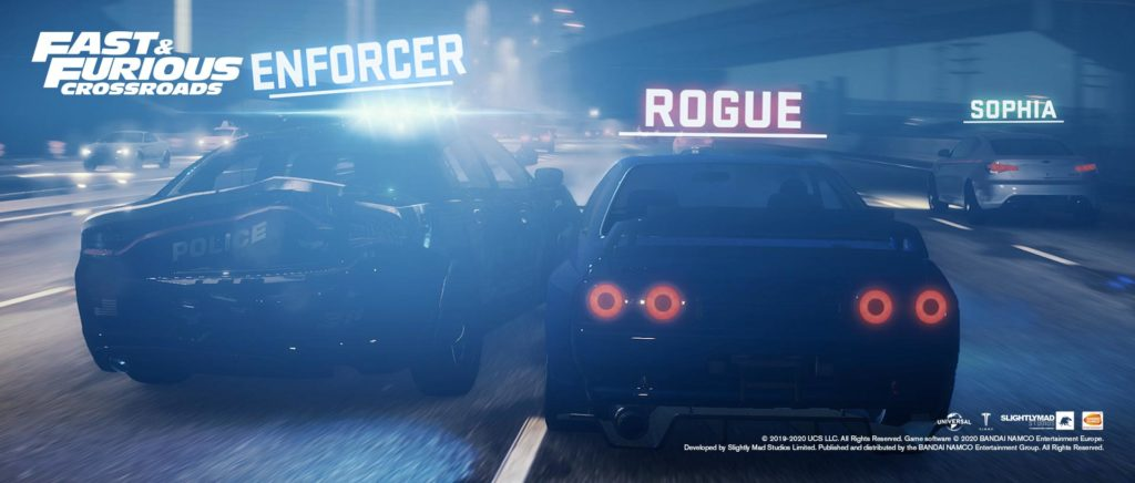 Fast & Furious Crossroad