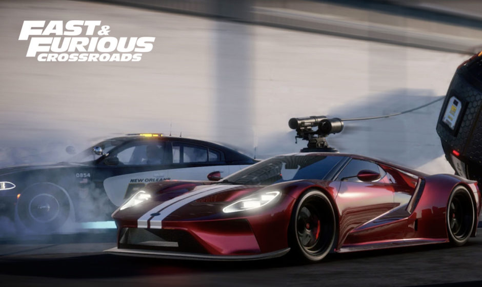 Fast and Furious Crossroads: mostrato il gameplay