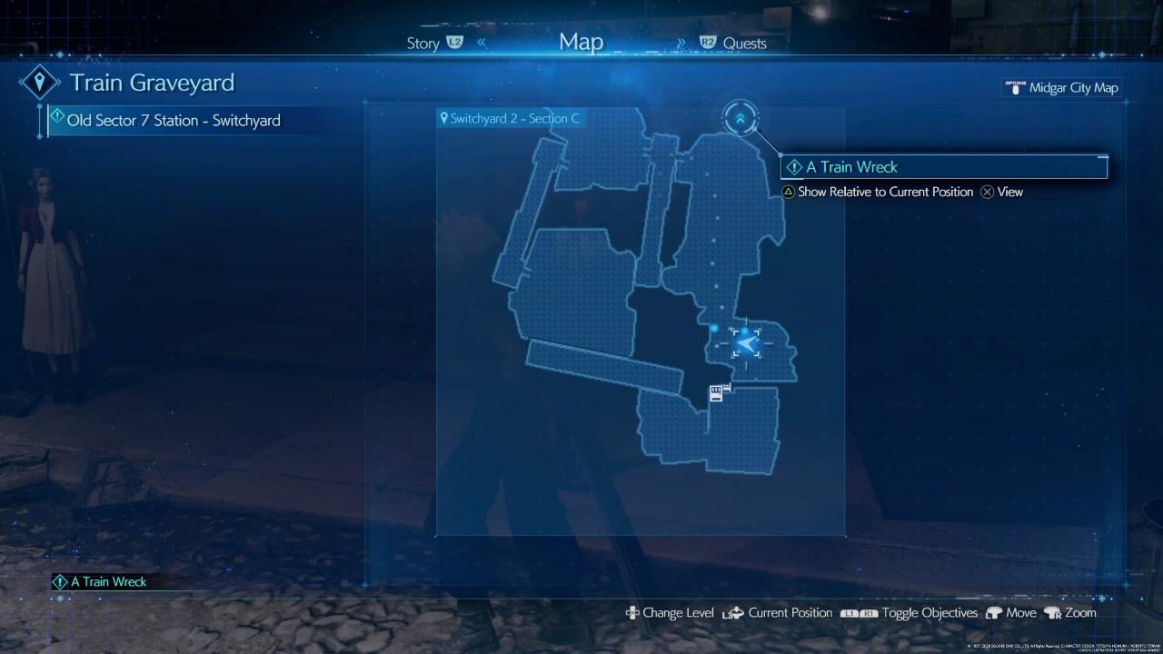 Final Fantasy VII Remake armi Asta di Mithril